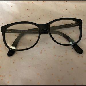 Marc By Marc Jacobs Eyeglass Frames Black
